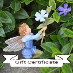 Miniature Gardening Gift Certificate
