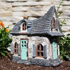Miniature Gardening Old Hickory Inn Fairy Garden