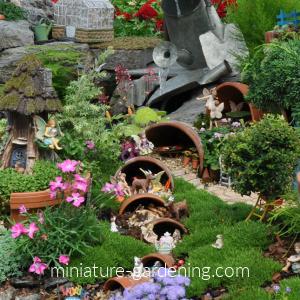 Miniature Gardening Fairies