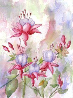 Katie George Watercolor