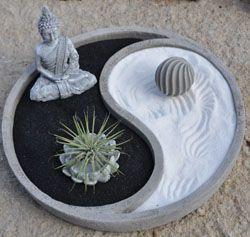 Yin Yang Planter