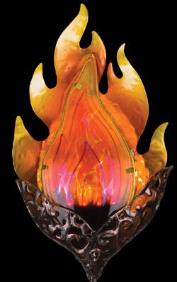 Flame Stake
