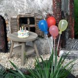 Up, Up, and Away! Make Room for Balloons in the Miniature Garden