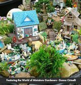 Featuring the World of Fairy Gardeners - Donna Cirinelli