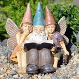Gnomes Living in the Fairy Garden