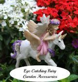 Eye-Catching Fairy Garden Accessories