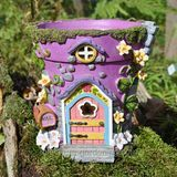 Welcoming Colors of the Year in the Fairy Garden